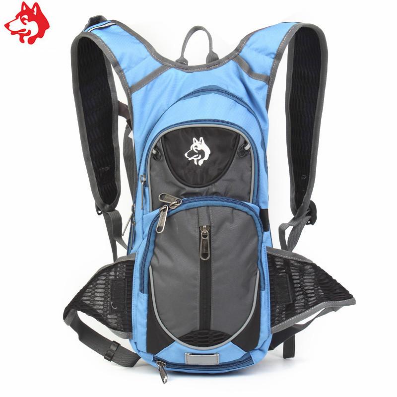 Рюкзак для гидратора Hasky голубой