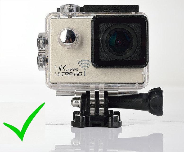 Action Camera Sj 8000 WiFi Ultra HD 4K Экшн камера многофункциональная