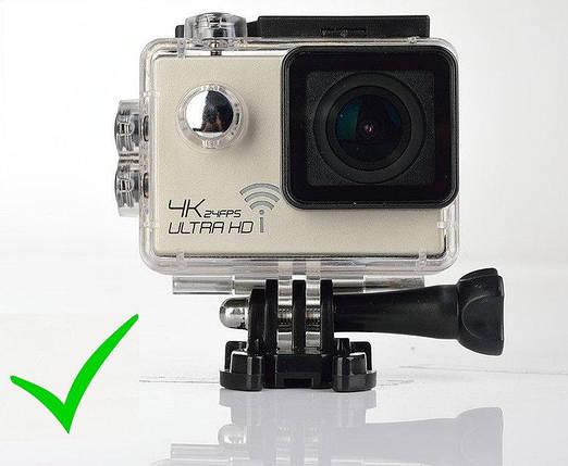 Action Camera Sj 8000 WiFi Ultra HD 4K Экшн камера многофункциональная , фото 2