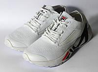 Кроссовки FILA F12M Цвет Белый, фото 1