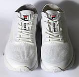 Кроссовки FILA F12M Цвет Белый, фото 5