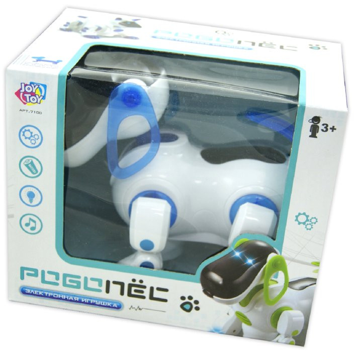 Интерактивная игрушка Робопес Joy Toy 7100