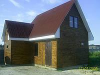 Дачный дом «УЮТ» — Гостевой —--51м2---