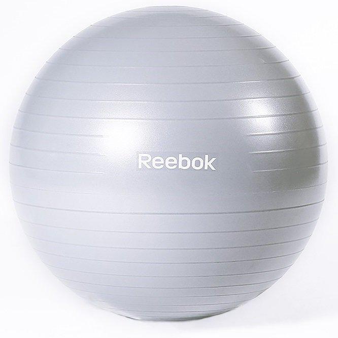 Мяч гимнастический Reebok RAB-11016BL - 65 см серый