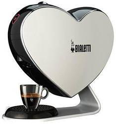 Кофеварка BIALETTI Cuore white