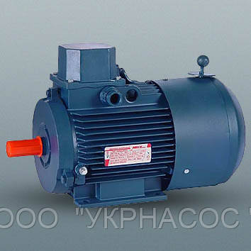Электродвигатель АИР 80 В6 Е 1,1 кВт 1000 об