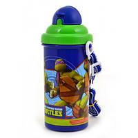 "Бутылка для воды 400 мл ""Ninja Turtles"" (14167-10)"