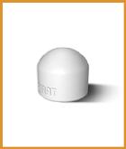Заглушка d 160 полипропилен PPRC Firat (Турция)
