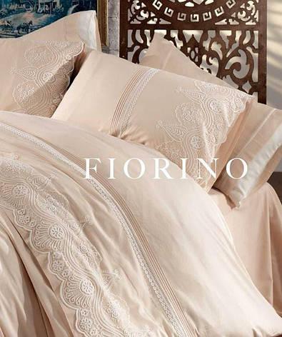 Постельное белье Zebra Casa Fiorino 2018 евро, фото 2