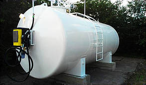 Резервуары для хранения ГСМ