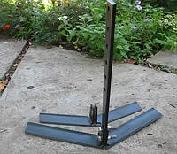Пропольник и  комплект сменных ножей Агромарка