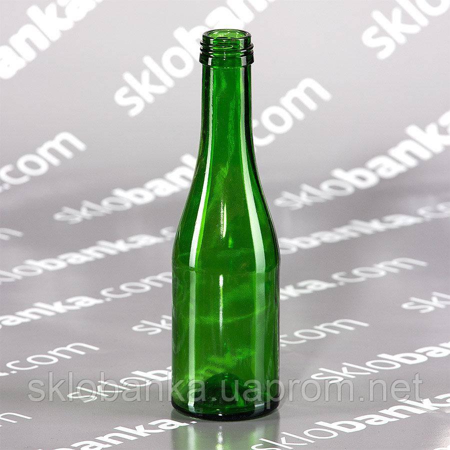Бутылка стеклянная для соуса 0,2 л 25 шт