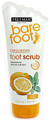 "Скраб для ног ""Лимон и шалфей"" Freeman Bare Foot Foot Scrub Lemon and Sage"