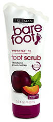 "Скраб для ног ""Перечная мята и слива"" Freeman Bare Foot Foot Scrub Peppermint and Plum"