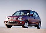 Ворсовые коврики Nissan Micra 5-дверей (K11) 1999–2003 VIP ЛЮКС АВТО-ВОРС, фото 10