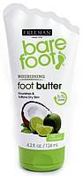 "Крем-масло для ног ""Лайм и Кокос"" Freeman Bare Foot Butter Cream Lime and Coconut"