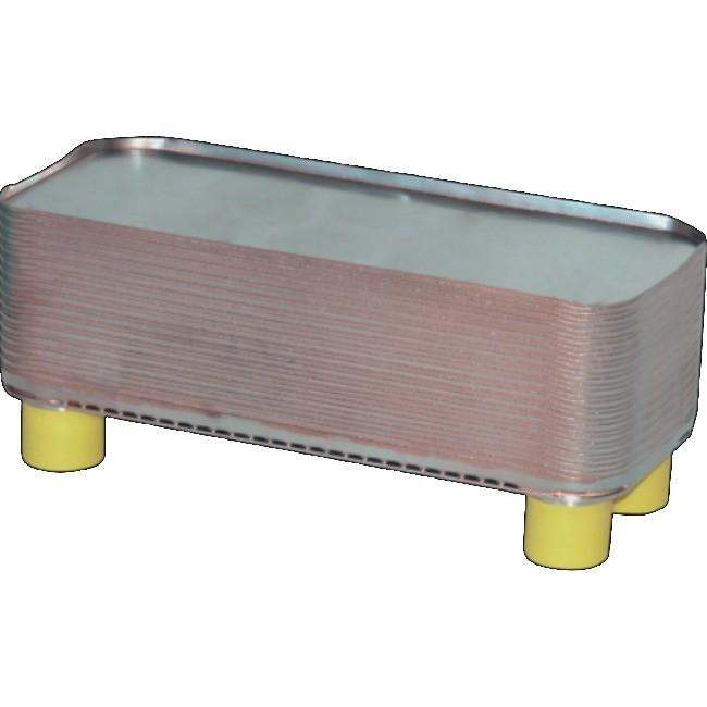 Пластинчатый теплообменник Kratki 10 пластин
