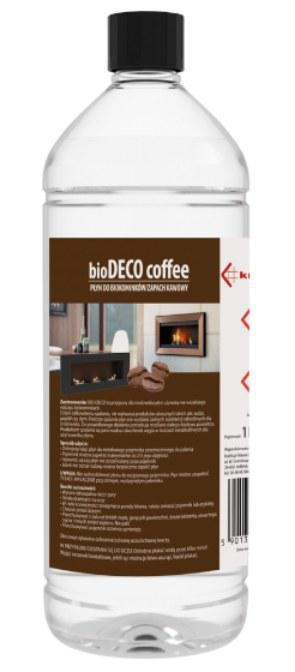 Биотопливо Kratki COFFEE