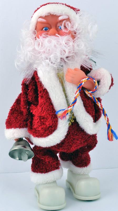 Музыкальный Дед мороз (механика) №12-16