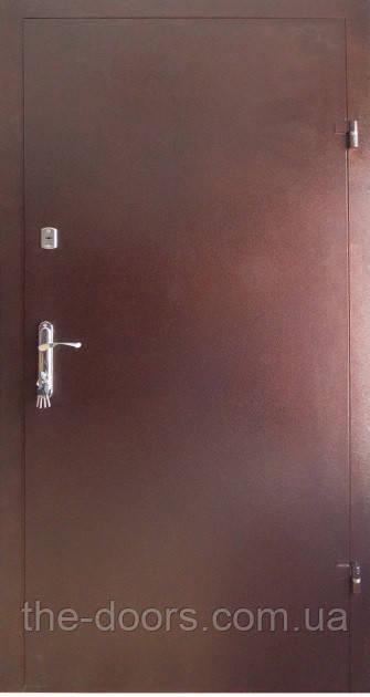 Двери входные REDFORT Мет Мет эконом
