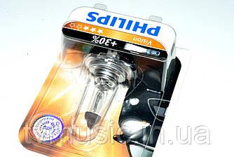 Галогенная лампа Philips Vision H7 12V 55W (12972PRB1)