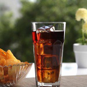 Набор стаканов-коллинз Pasabahce Касабланка 450мл 6 шт. 52707