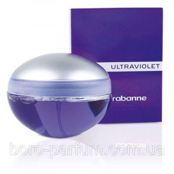 Женская туалетная вода Ultraviolet Paco Rabanne