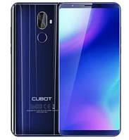 Смартфон Cubot X18 Plus (dark blue) оригинал - гарантия!