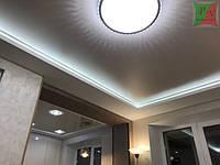 Натяжные потолки с подсветкой, фото 1