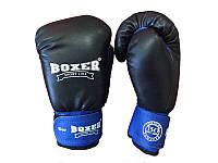Перчатки боксерские 10 oz (комбинированные)