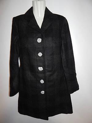 Пальто жіноче весна-осінь шерсть AMY GEE р. 42-44 003GK