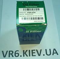 Фильтр масляный Hyundai Accent, i30, Matrix 26320-2A500, фото 1