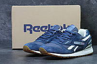 Кроссовки Reebok LX 850 Navy Blue, фото 1