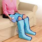 Домашний массажер Air Compression Leg Wraps, фото 3