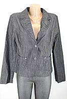 Пиджак женский джинсовый 1133 Уценка!!!