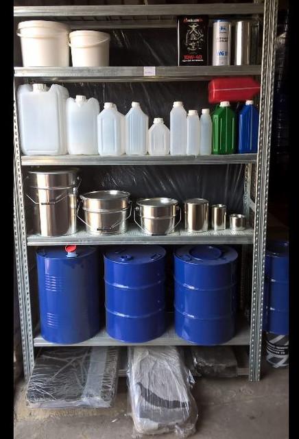 Каністри, пластикові відра, металеві бочки 1 л, 2 л, 3 л, 5 л, 10 л, 20 л, 40 л, 50 л. Київ