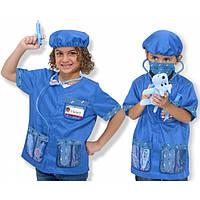 Veterinarian Role Play Costume Set (Костюм Ветеринар, 3-6 лет) MelissaDoug MD14850 (код 182-49429)