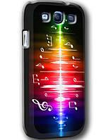Чехол Samsung Galaxy S3 музыка ноты