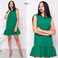 """Стильное платье мини """" Однотон """" Dress Code , фото 1"""