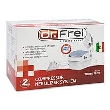 Компресорний небулайзер Dr.Frei Turbo Flow, фото 3