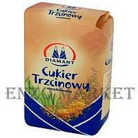 Сахар тростниковый Diamant Cukier Trzcinowy, 1 кг