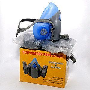 Полумаска-респиратор 9300 A + комплект фильтров