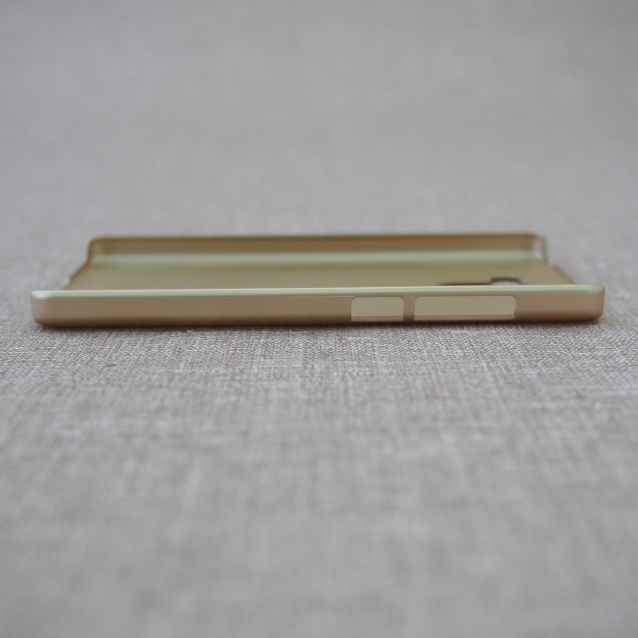Nillkin Super Frosted Shield Xiaomi Redmi 4 gold Для телефона