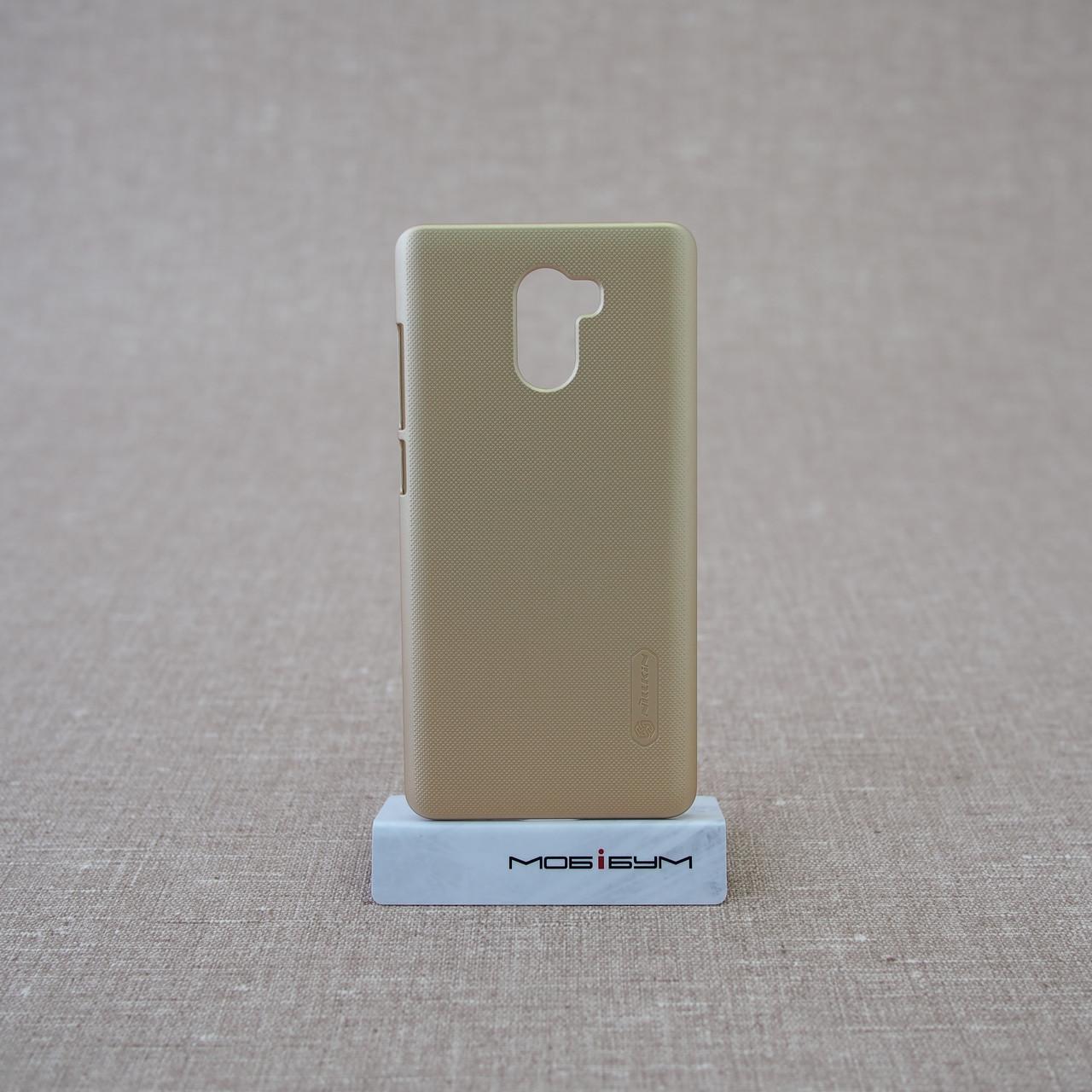 Накладка Nillkin Super Frosted Shield Xiaomi Redmi 4 gold EAN/UPC: 6902048133686