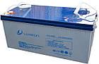 Аккумуляторная батарея LUXEON LX 12-200G, фото 3