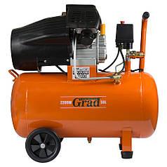 Компрессор Grad V (2 крана) (2.2 кВт, 386 л/мин, 50 л)