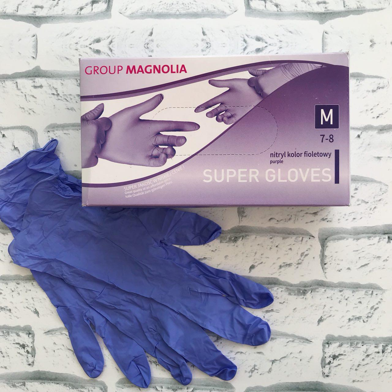 Перчатки Group Magnolia