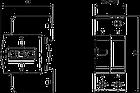 5094650 Разрядник для защиты от перенапряжений 1-полюс.+NPE (УЗИП), V20-C 1+NPE-280 OBO Bettermann (Германия), фото 2