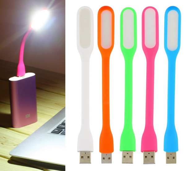 Мини USB LED подсветка для ноутбука, компьютера