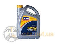 Моторное масло Yuko (Yukoil) Turbo Diesel 15W-40 (5 л - 000029062)